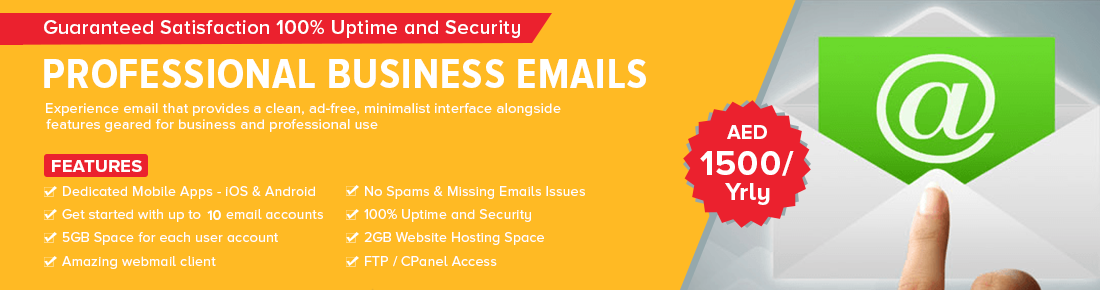 Business Emails UAE